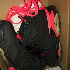 Jordan retro 6 infrared (old release)